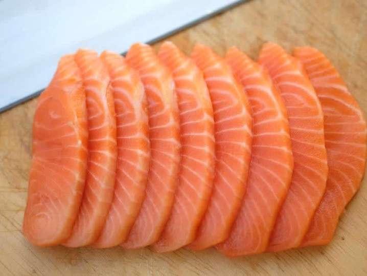 raw salmon   Classpop