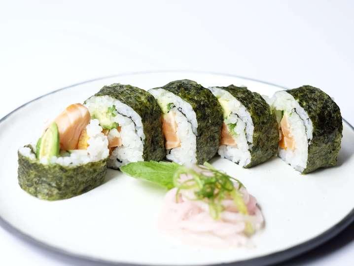 salmon roll   Classpop