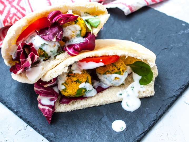 Mediterranean Street Food Goes Vegan