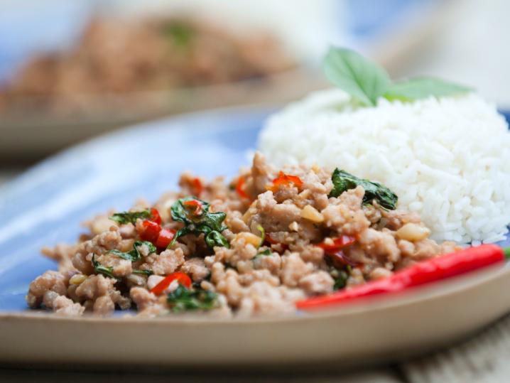 Thai Street Food Favorites