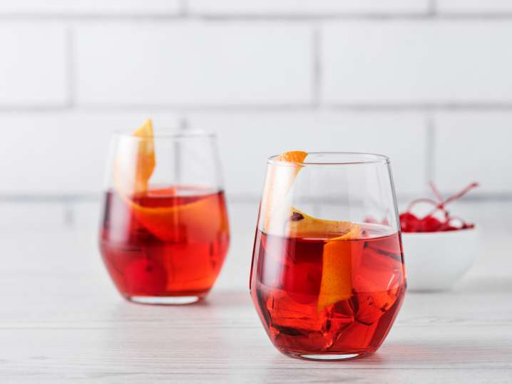 negroni cocktails   Classpop
