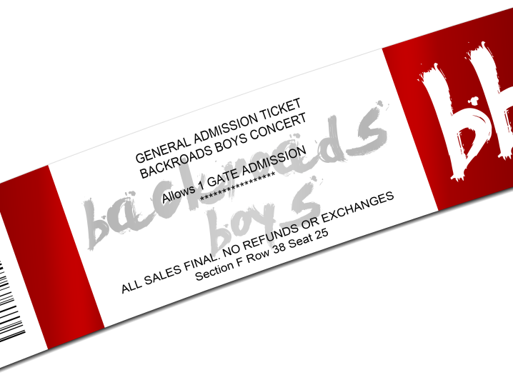 90s virtual escape room   concert ticket