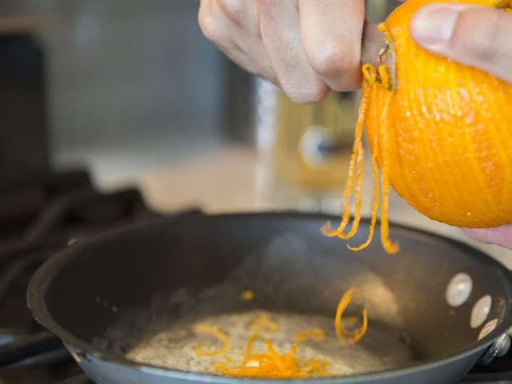 orange zest | Classpop