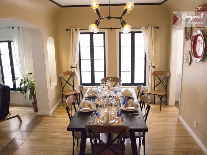 Los Angeles Dining Room | Classpop