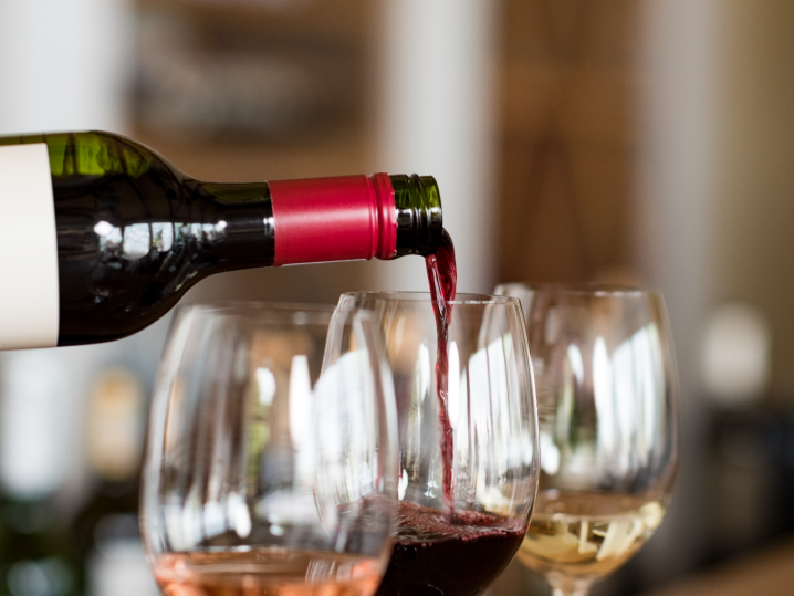 Sampling Wines From Around the World