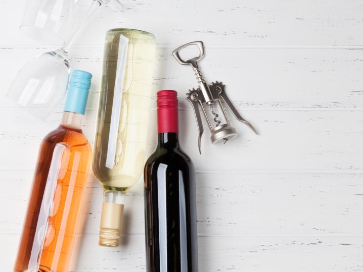 white wine rose and red wine | Classpop