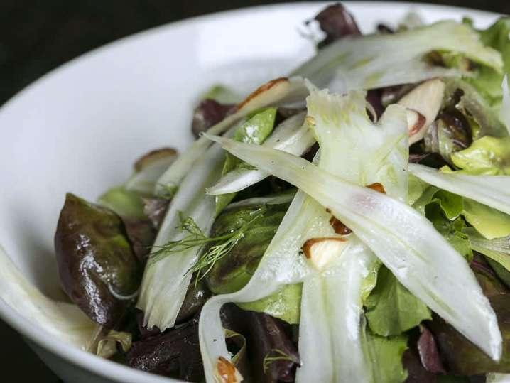 fennel pear and arugula salad   Classpop