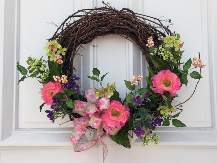 Seasonal Floral Wreaths