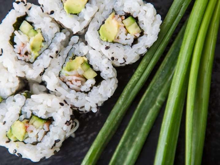 Intro to Homemade Sushi