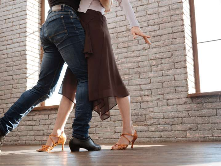 Salsa and Swing