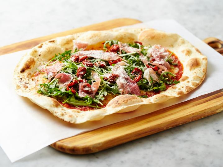 Prosciutto Pizza | Classpop