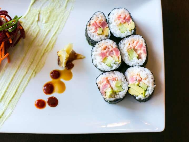 Homemade Sushi for Everyone