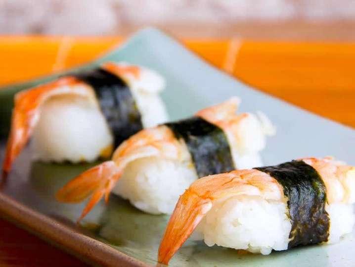 shrimp nigiri | Classpop