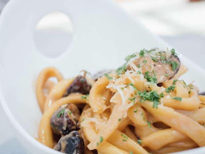 Fresh Italian Menu