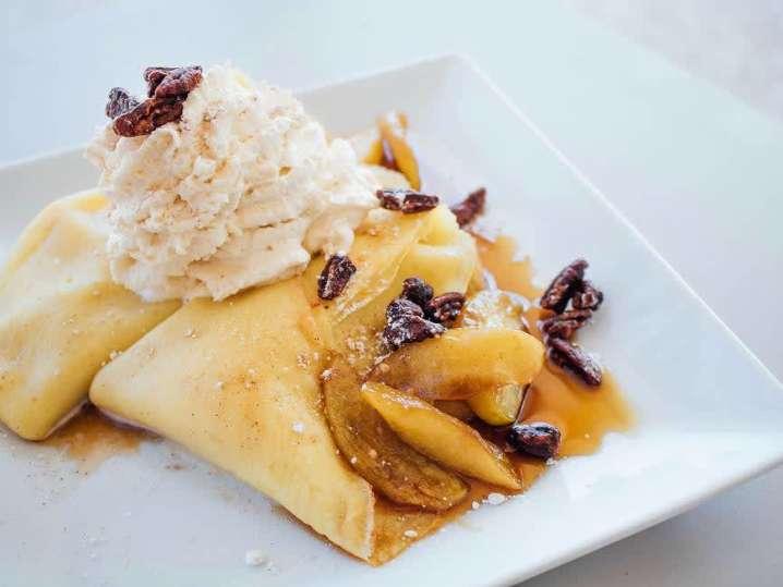 dessert crepes | Classpop