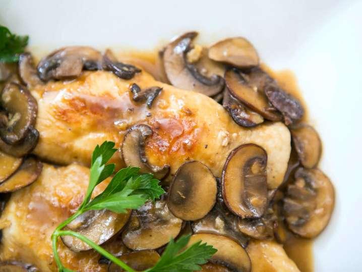 Classic Italian Dinner