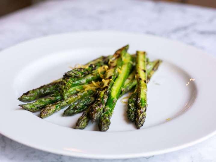cooked asparagus | Classpop