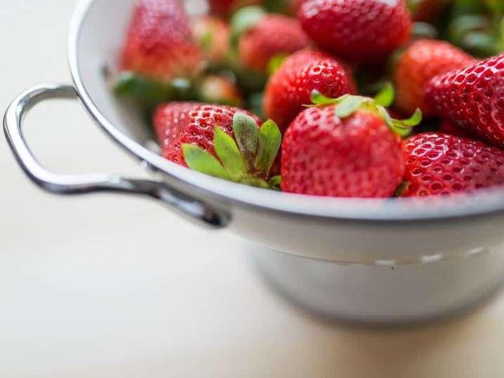 fresh strawberries | Classpop