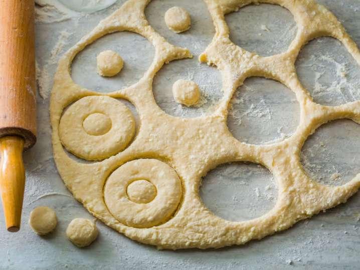 shaping doughnuts   Classpop