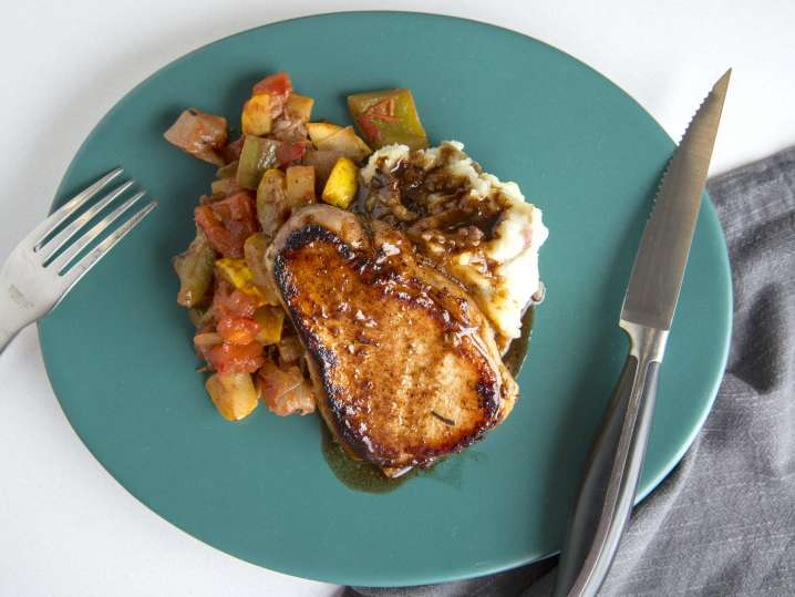 Fresh and Healthy Southern Fare