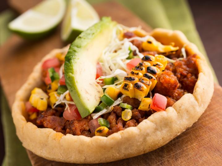 Mexican Street Food Favorites