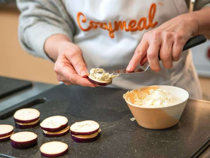 Making Japanese Eggplant Sandwiches | Classpop