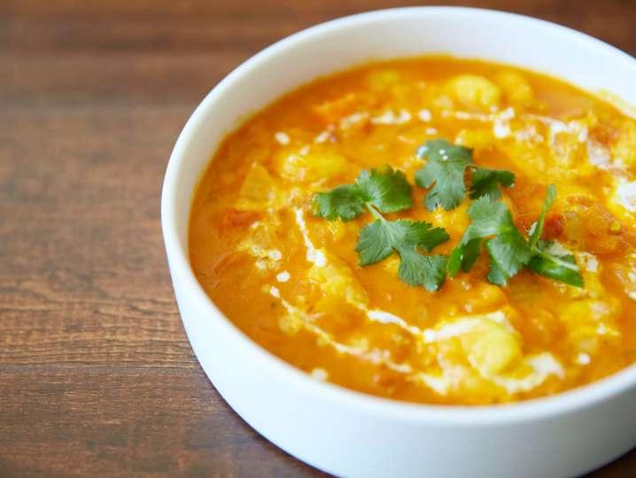 chicken and sweet potato curry | Classpop