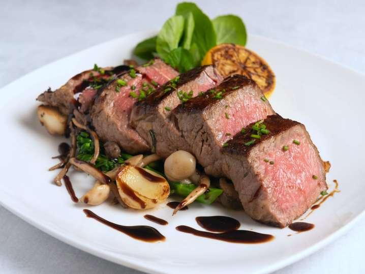 Gourmet Steak and Potato Menu
