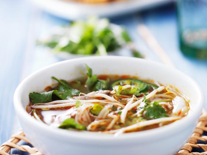 Three-Course Classic Vietnamese Menu