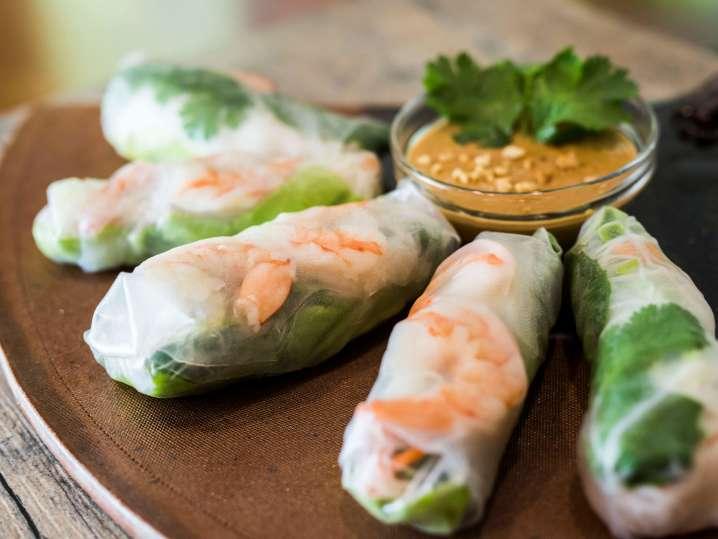 vietnamese shrimp spring rolls | Classpop