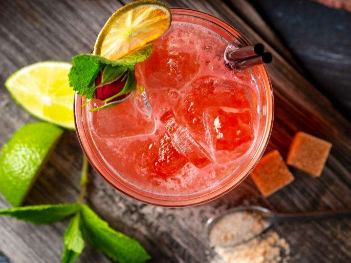 Seasonally-Inspired Cocktail Menu
