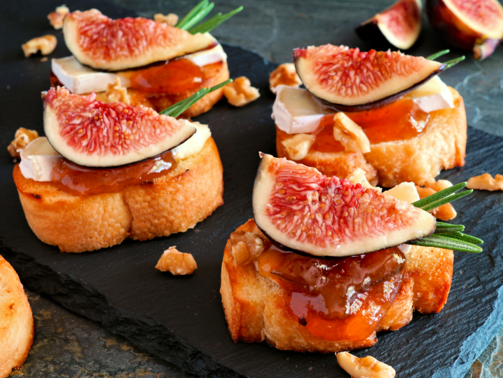 Classic French Hors d'Oeuvres