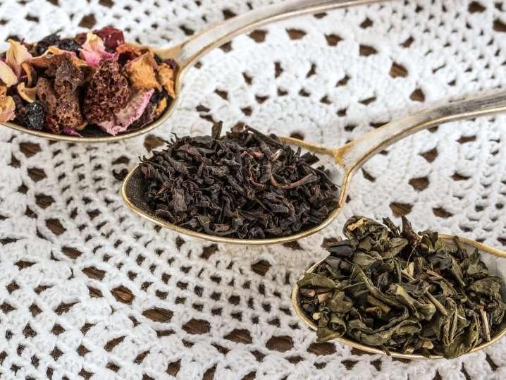 dried tea leaves | Classpop