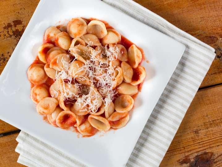 Three-Course Italian Menu