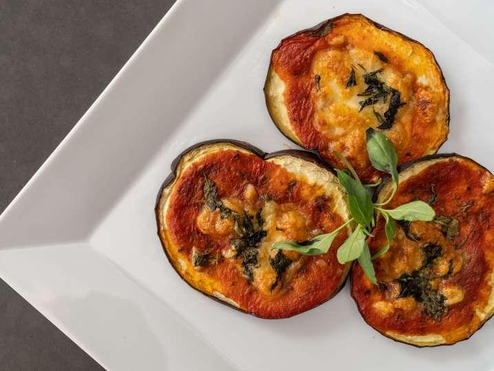 Eggplant Pizzette   Classpop