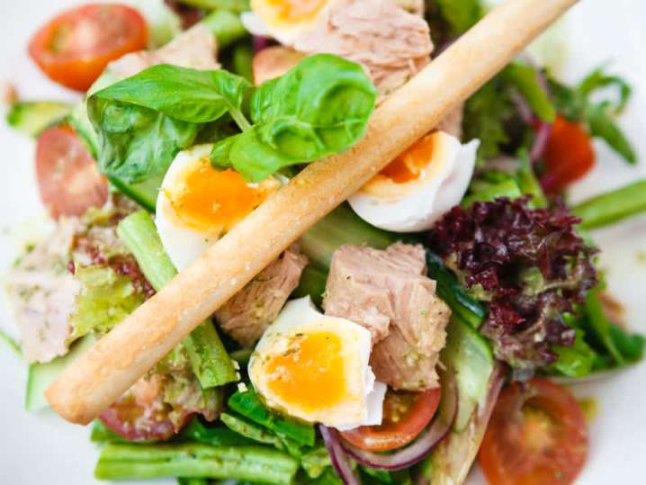Niçoise Salad | Classpop