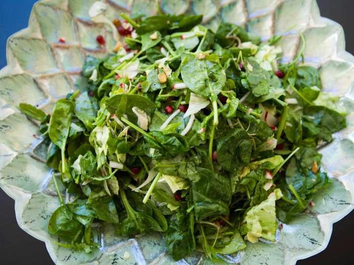 mixed garden salad | Classpop