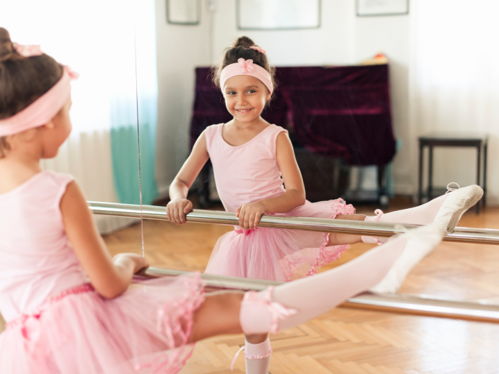 Beginning Ballet and Tap for Little Princesses