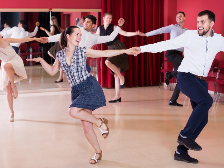 Private Swing Dance Lesson