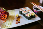 Fort Lauderdale - handmade spicy tuna sushi rolls with avocado.jpg