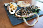 wild mushroom flatbread   Classpop
