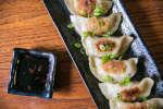 shrimp gyoza | Classpop