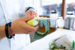 peeling cucumbers | Classpop
