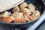 pan fried potstickers   Classpop