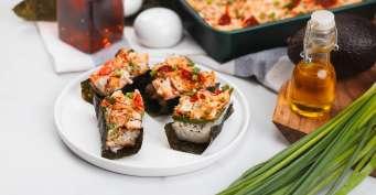 Dinner recipes: Sushi Bake