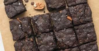 Dessert recipes: Sweet Potato Brownies