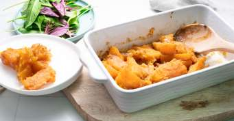 Side Dish recipes: Brown Sugar Sweet Potatoes