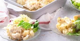 Side Dish recipes: Cauliflower Gratin