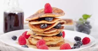 Breakfast recipes: Chocolate Chip Pancake