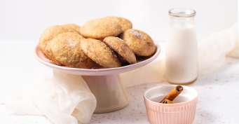Dessert recipes: Cinnamon Cookies